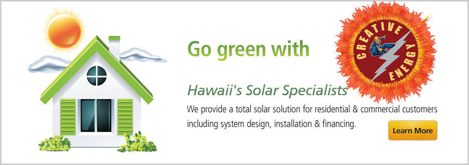 Solar Energy Hawaii